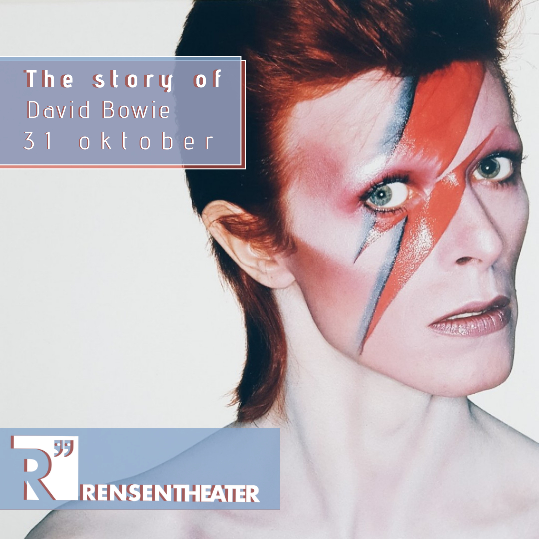 The story of David Bowie Extra voorstelling