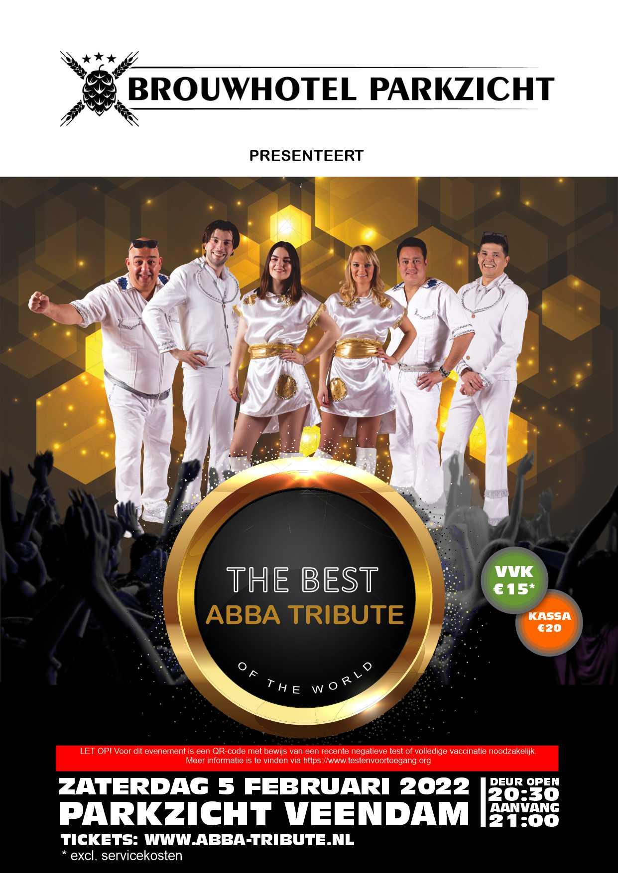 ABBA Tribute Parkzicht Veendam