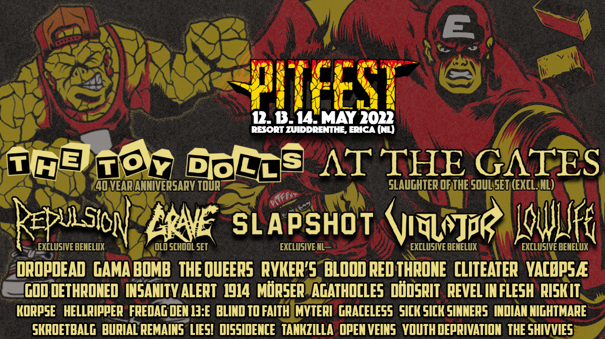 Pitfest 2022 Camping Tickets