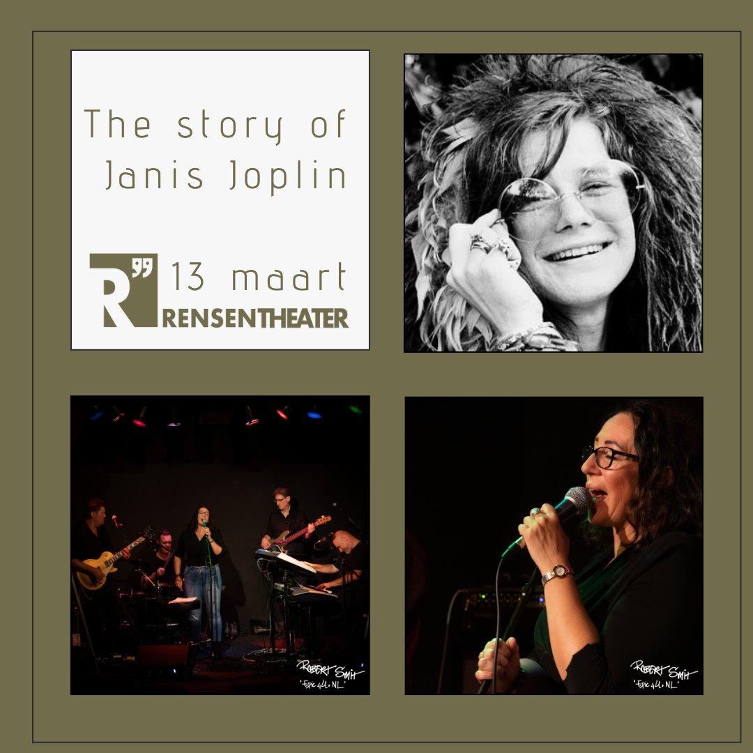 The story of Janis Joplin