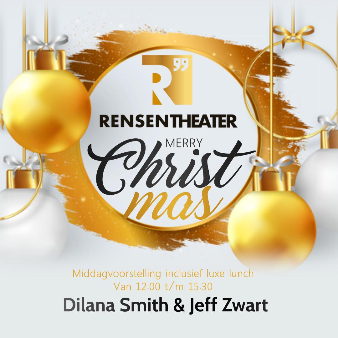 Kerstconcert + Lunch Dilana Smith & Jeff Zwart