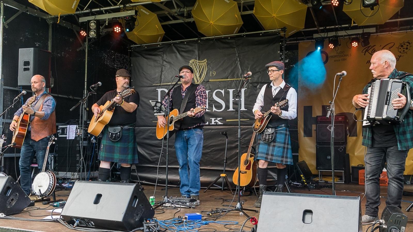 D'irish Folk
