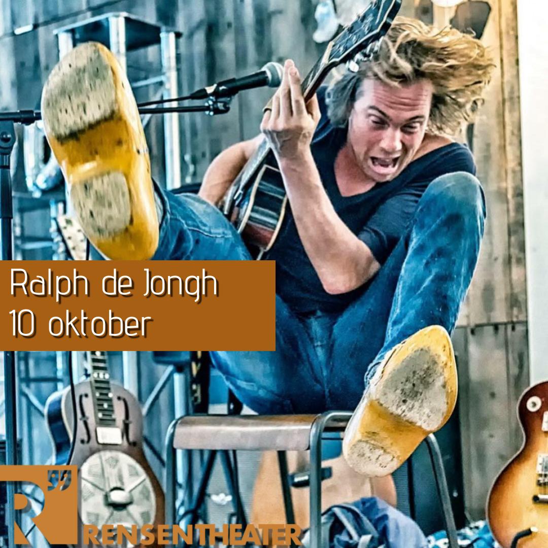 Ralph de Jongh Extra voorstelling