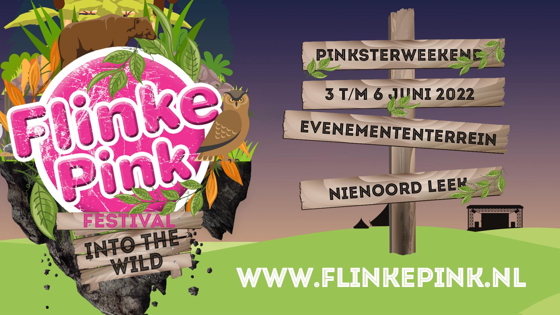 Flinke Pink Festival Leek 2022