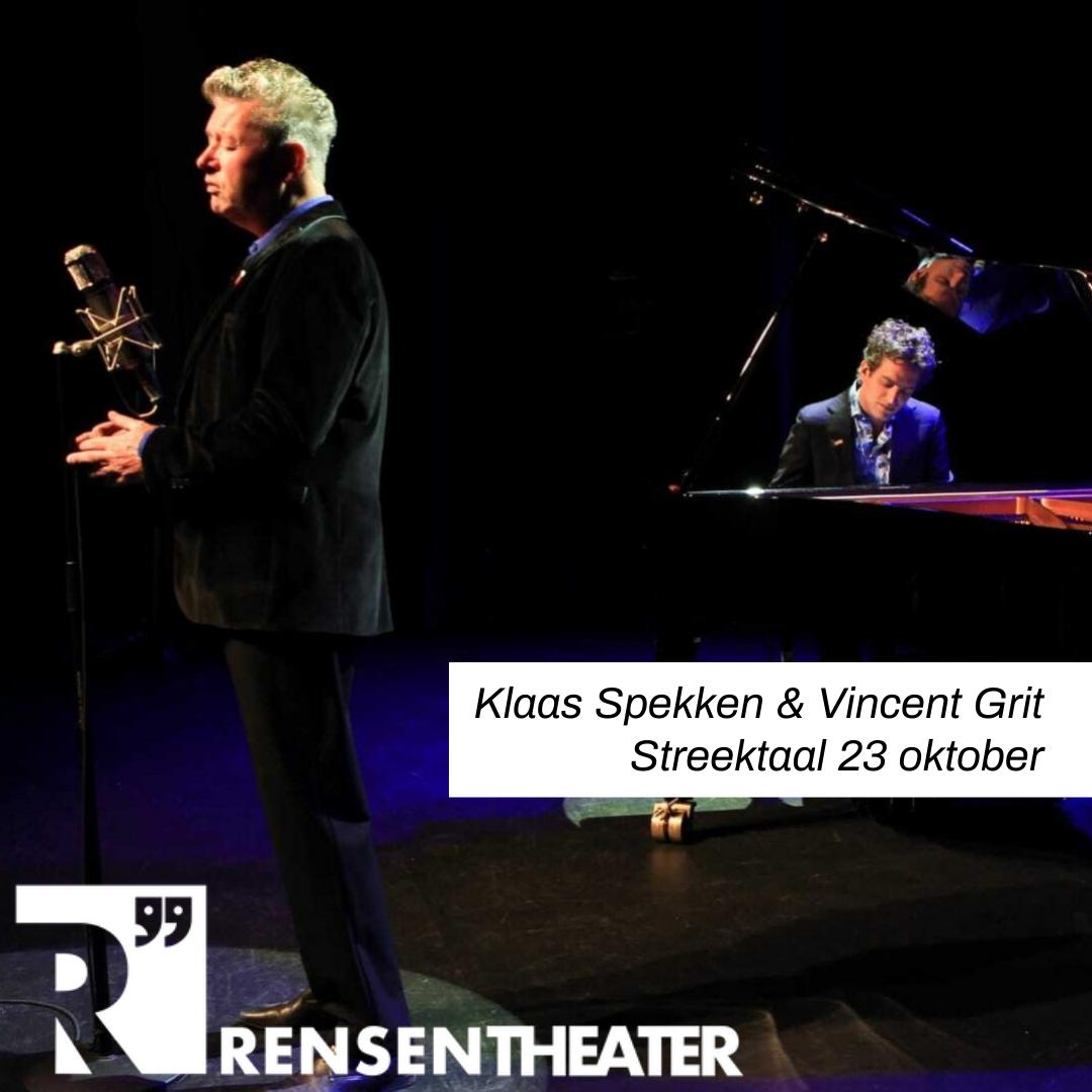 Klaas Spekken en Vincent Grit - Streektaal