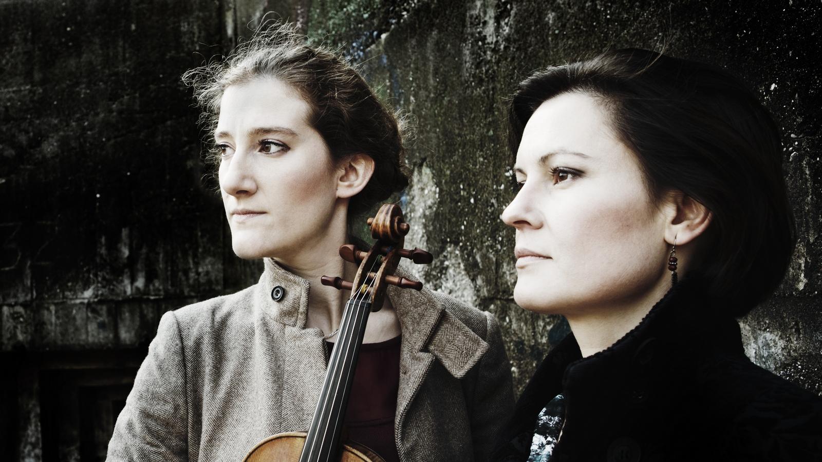 Maria Milstein (viool) en Hanna Shybaeva (piano)