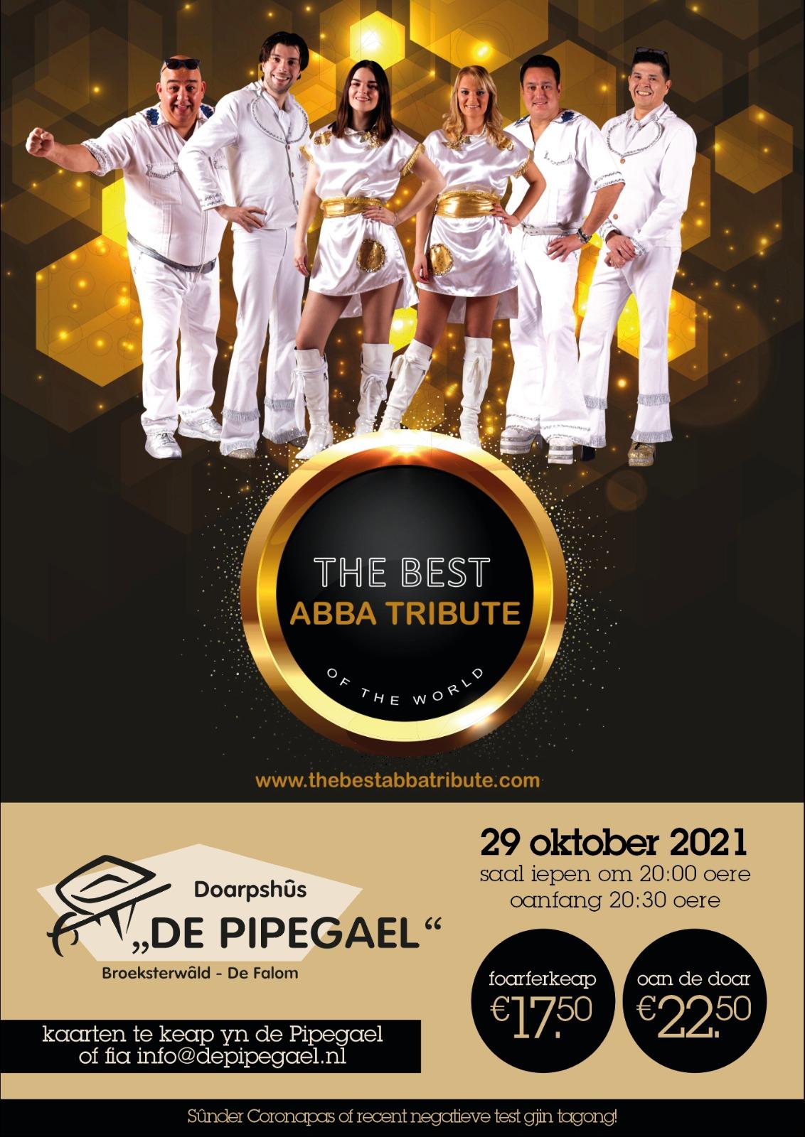 ABBA Tribute De Pipegael 2021