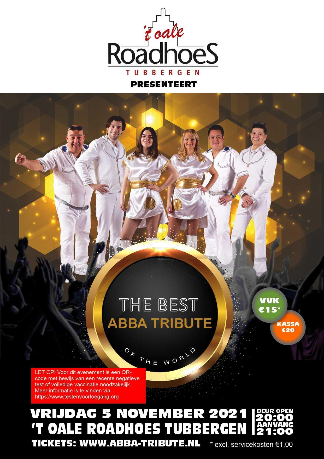 ABBA Tribute 't Oale Roadhoes Tubbergen 2021