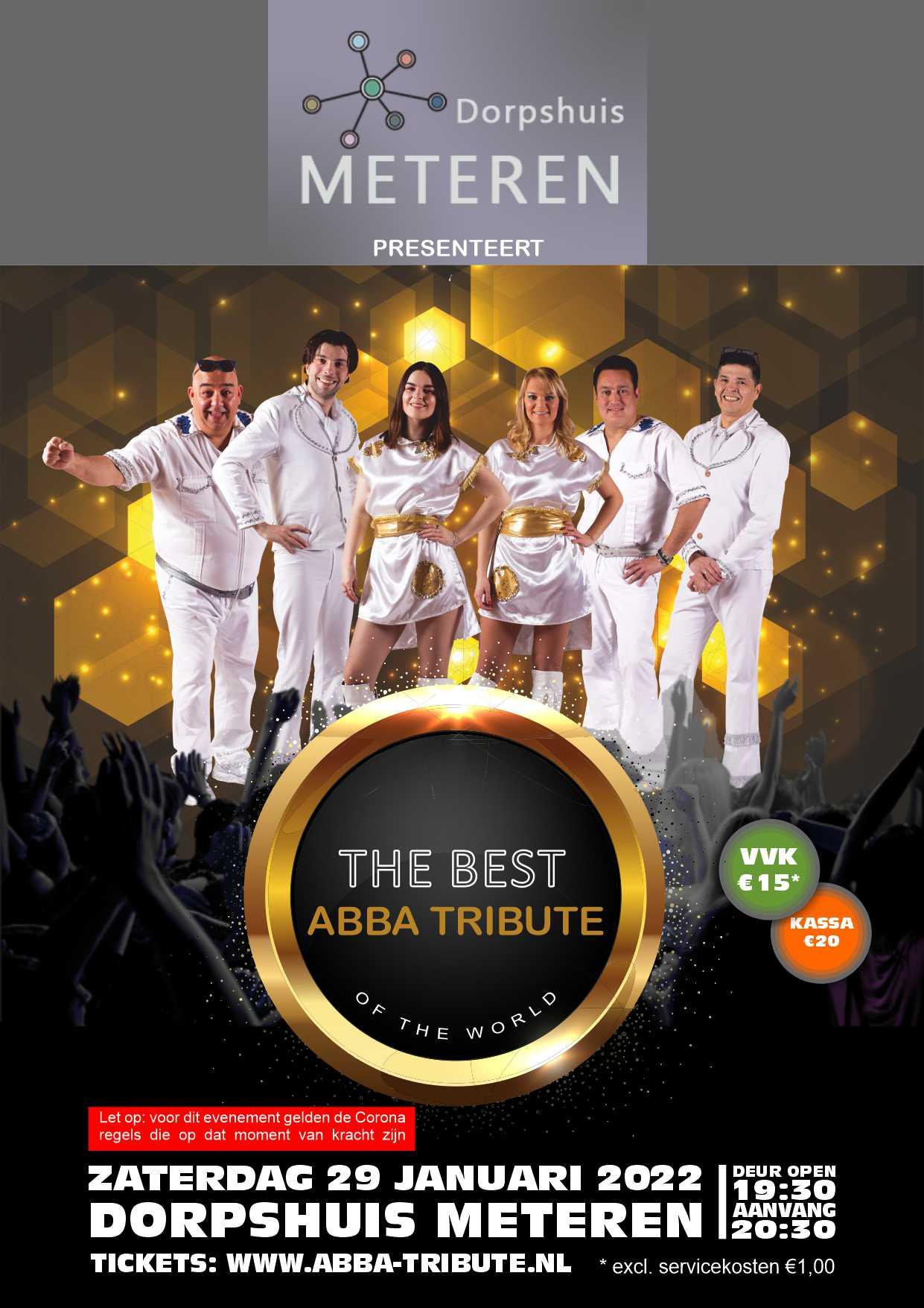 ABBA Tribute Dorpshuis Meteren 2021